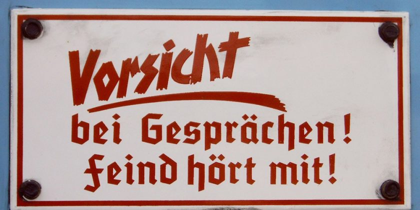 Überwachung bedroht Pressefreiheit © 2016 Andreas Preuß/pixelio.de